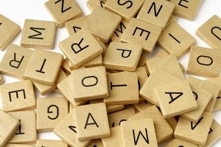 Piezas del abecedario