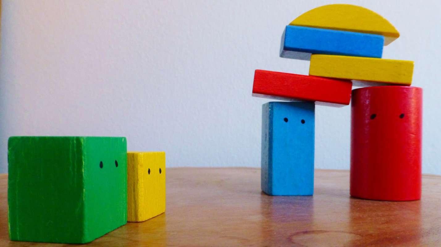 Figuras Geométricas de juguete