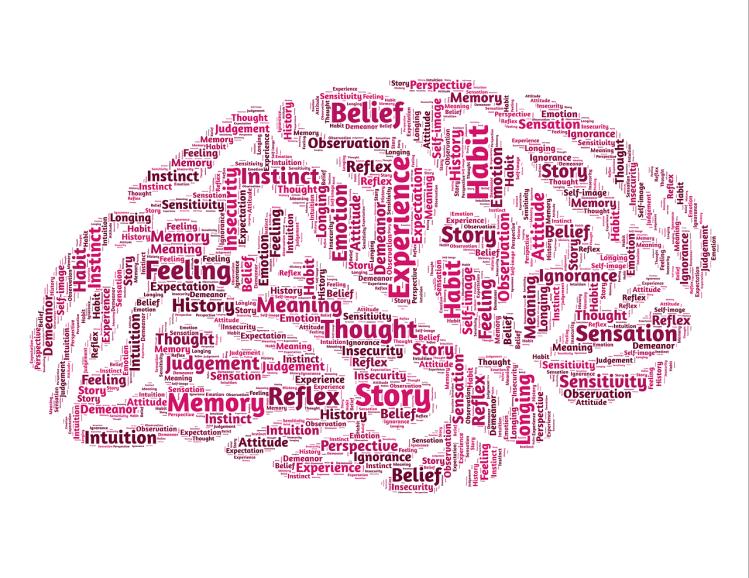 Mapa conceptual del cerebro