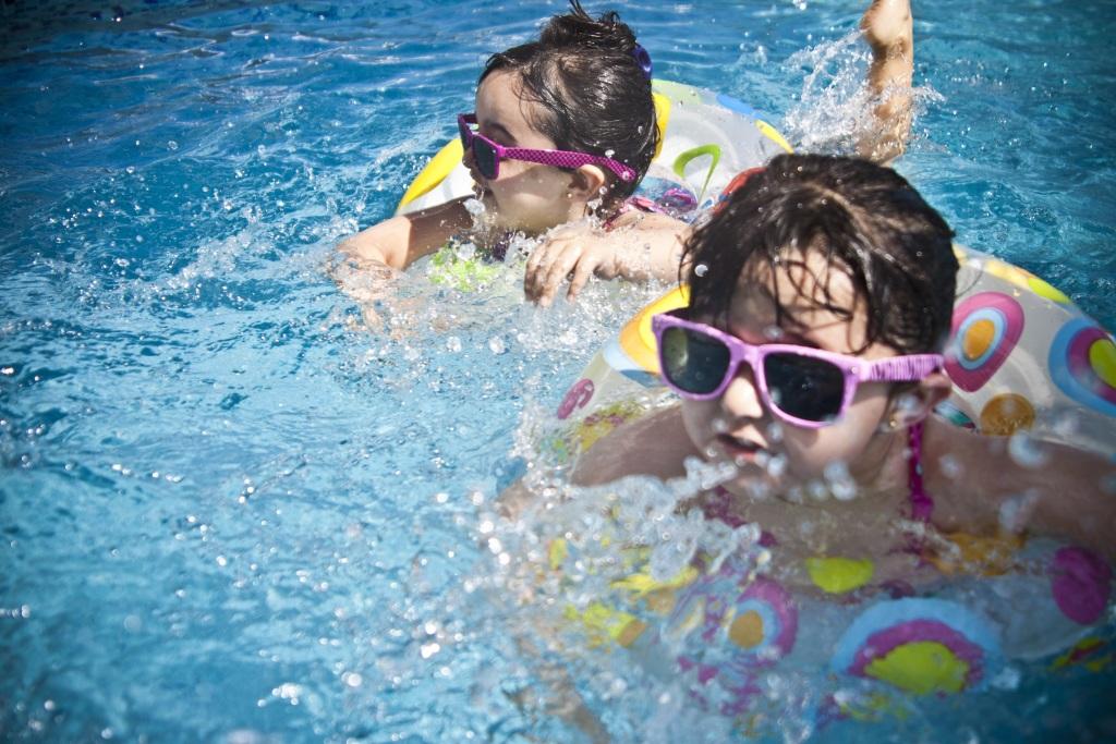 juegos acuáticos