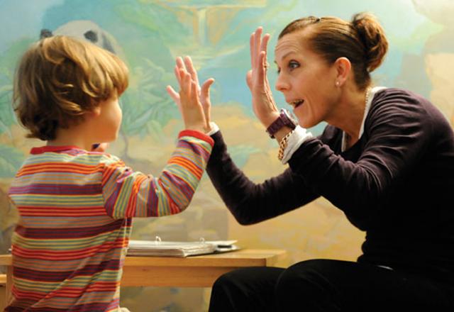 modelo ABA en el tratamiento del autismo