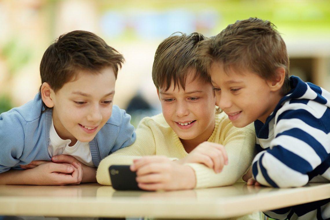 niños adictos a las nuevas tecnologías