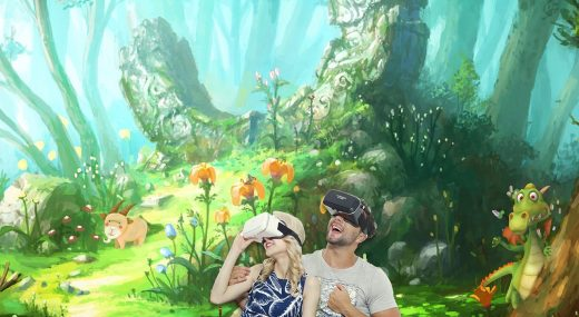 Entorno virtual inmersivo para intervención en autismo