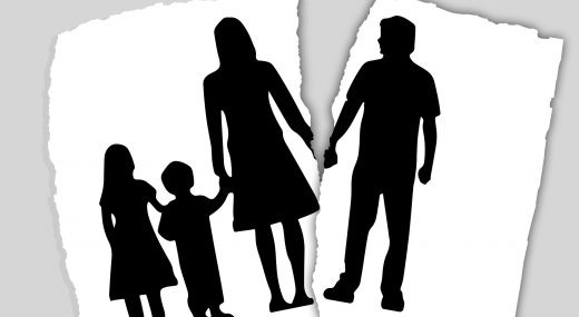 hijos de anteriores relaciones