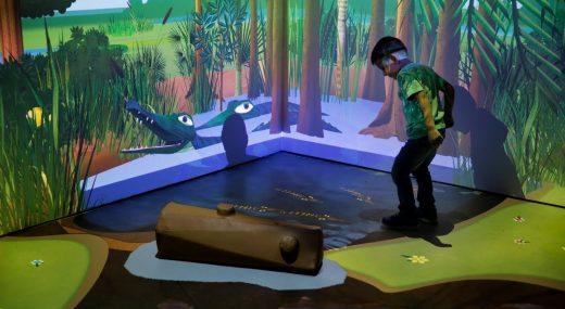 entorno virtual inmersivo