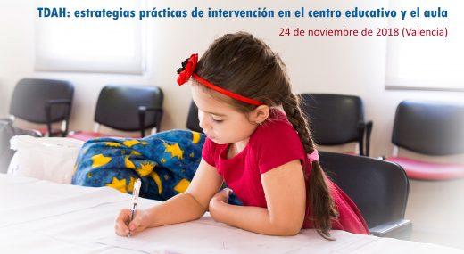 curso de formación en TDAH