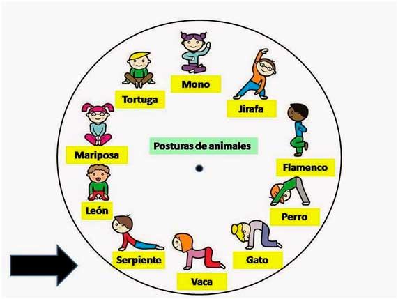 Yoga para niños especiales