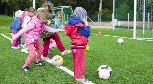 Beneficios de la actividad física para niños con TEA