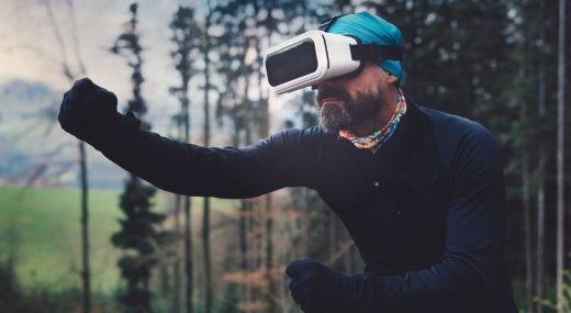 Realidad virtual en psicoterapia