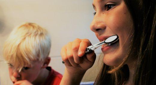 higiene bucal en niños con autismo