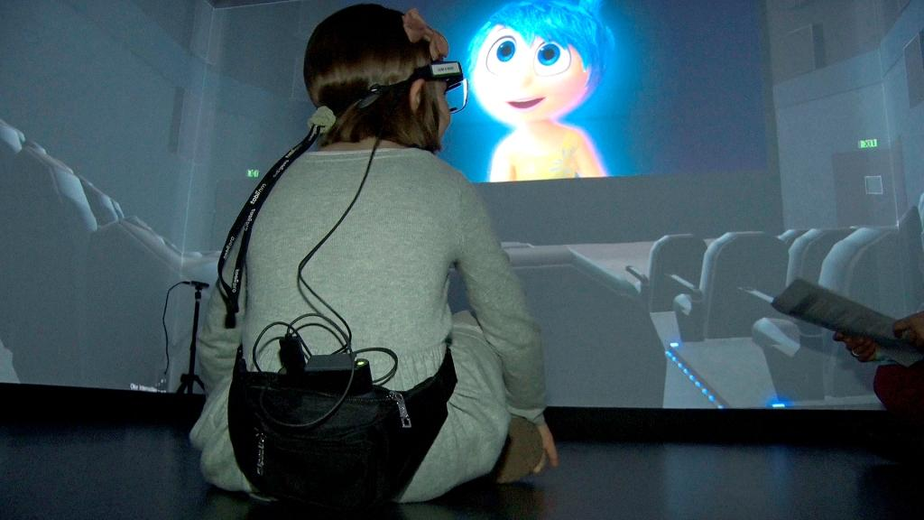 T-Room: realidad virtual e inteligencia artificial