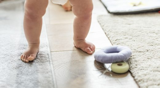 retirada del pañal en niños con autismo