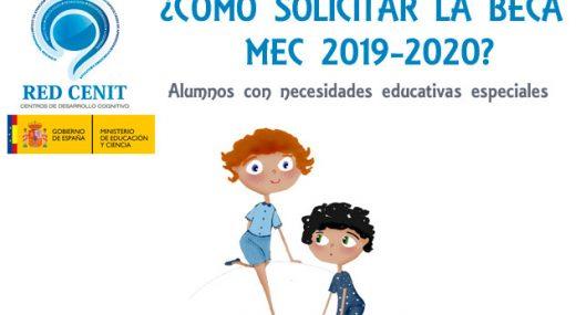 becas mec 2019-2020