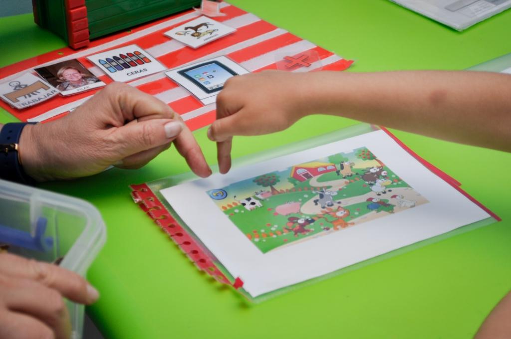lectura globalizada para niños con autismo