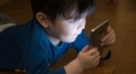uso de móviles y tablets