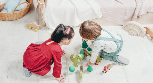 juegos y juguetes para niños con autismo