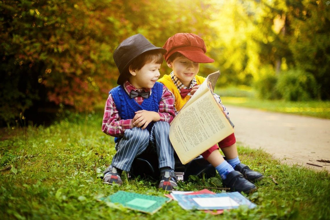 lectura infantil y adolescente