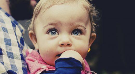 reducir el babeo en niños