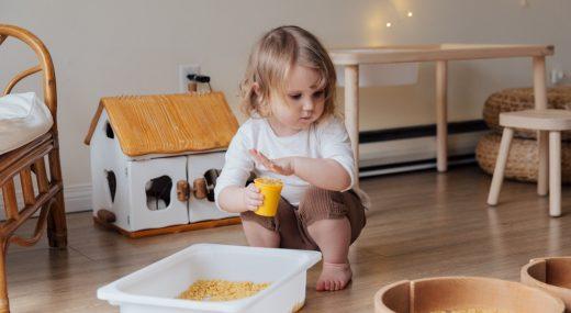 juguetes para trabajar con niños con TEA
